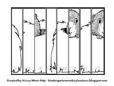 Classroom Freebies: A Differentiated Groundhog Math Puzzle For Tomorrow
