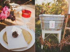Apple Orchard Wedding Inspiration - Nessa K Photography