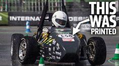 """""""Motorsports is such a competitive industry that if you are slow in bringing something to the track, you fall behind, and once you fall behind it's almost impossible to catch up,"""" said Dan Walmsley, engineer and team principal for Strakka Racing.  http://www.3dprintersonlinestore.com/3d-printed-parts-in-actual-race-car"""