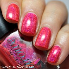 Sweet Southern Haze: Reader Requests CBL Spring Frenzy 2014 Comparions: Part 1 CBL Lucy I'm Home (Index & Ring) Little Red Corvette (middle & pinkie)