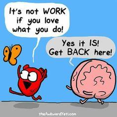 Brain and heart