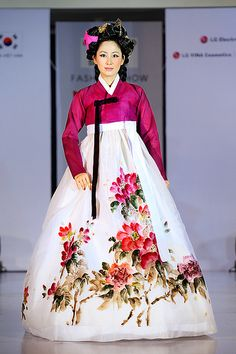 Korean Hanbok-- it is not a kimono(Japanese) do not call it that!