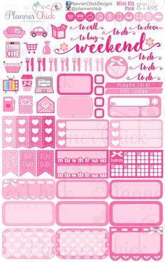 Pink Mini Kit