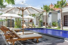 BALI - private villa for rent #1 choice ; young couples, groups, party pool, rent motobikes