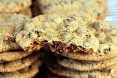 Print Whole Grain Chocolate Chip Cookies