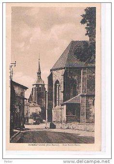 SOMMEVOIRE - Rue Notre Dame - Delcampe.net