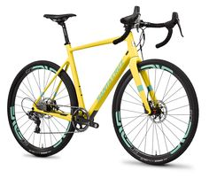 2017 Santa Cruz Stigmata CC Force CX1 Enve yellow