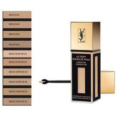 Encre de Peau, el nuevo maquillaje fluido de Yves Saint Laurent