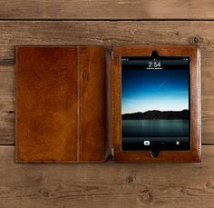 leather ipad 2 case