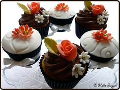 Amazing Cupcakes | ... from Hope Stamps Eternal ! Check out these amazing cupcakes