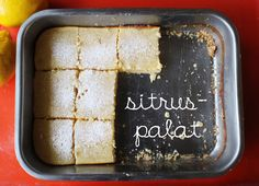 Sitruspalat via Potluck by one