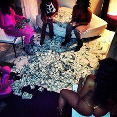 Stripper money $$$$ #twitter @marianagmun