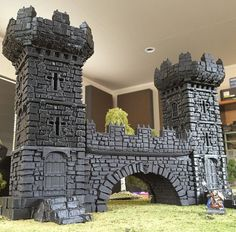 Printable Scenery Brings 3D Printing to Tabletop Gaming & It's Amazing http://3dprint.com/32249/3d-printed-wargames/