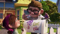 Carl and Ellie <3