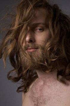 Will Lewis. Seriously.....look at that hair! And I don't even like red-heads but my, my, my!