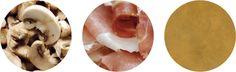 Indie Recipes: Quiche rápida de Presunto e Cogumelos