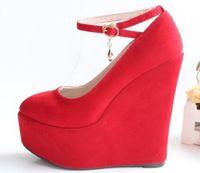 fashion wedges shoes