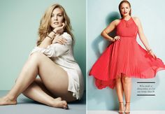 Conheça as 10 modelos plus size mais famosas do mundo e saiba o tamanho de cada uma delas.