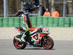Well done Sam Lowes.
