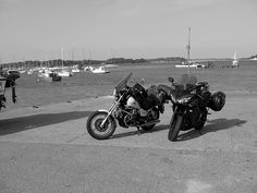 The very sense of the bike: travelling
