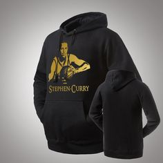 NBA Golden State Warriors STEPHEN CURRY pullover hoodie