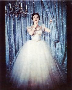 Julie Andrews as Cinderella. I grew up watching this version of Cinderella instead of the Disney one!