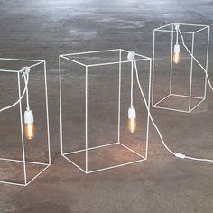 Vloerlamp Carre van Hans Wit