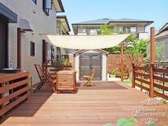 Pergola Kits Attached To House Pergola Swing, Pergola Shade, Diy Pergola, Pergola Plans, Pergola Kits, Pergola Ideas, Outdoor Living, Indoor Outdoor, Outdoor Decor