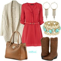 Country Spring Summer Outfit - Polyvore #Classic design.#Casually Cool!!!#