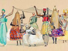 Exposição retrata tradições do candomblé e contribui com a preservação dos valores culturais trazidos da África.