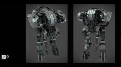 Modeled with Zbrush tool, Zmodeler. rendered with Keyshot Done for Zbrush 4R7 (beta tester).