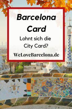 Barcelona Card: ♥ Lohnt sich die City Card? Leistungen & Vorteile | Ab wann lohnt sich die Barcelona Card? ✔ Leistungen ✔ Kosten ✔ Gültigkeit ✔ Wo günstig kaufen? ✔ Barcelona Card oder Barcelona City Pass? Gaudi, Camp Nou, Barcelona City, Happiness, Travel, Sagrada Familia, Barcelona Tourist Attractions, Amusement Parks, Cruise