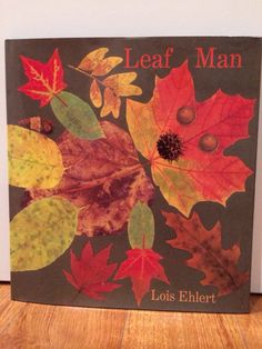 The Leaf Man would be perfect inspiration for some leaf creature artwork!