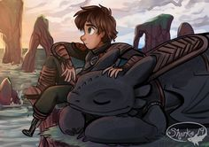 HTTYD 2 by sharkie19 on deviantART