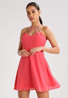 Even&Odd Cocktailkleid / festliches Kleid - pink - Zalando.de