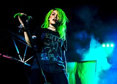 Jenna Tonight Alive x Amplified 'Zeppelin Angela Gossow, Music Colleges, Unnatural Hair Color, Mayday Parade Lyrics, The Amity Affliction, Tonight Alive, Warped Tour, Black Veil, Pierce The Veil