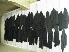 Jannis Kounellis Exhibit