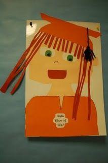 Kindergarten Graduation TLC art