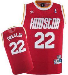 adidas camisetas houston rockets roja con drexler 22 http://www.camisetascopadomundo2014.com/