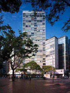 arquitextos 151.08 tributo a niemeyer: Forma moderna e cidade: a arquitetura de Oscar Niemeyer no centro de São Paulo | vitruvius