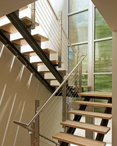 Vitro-Rockwell - contemporary - staircase - san diego - Sanctuary Architects