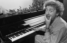 Gene Wilder- I would cast him as my Mr. Rabbit because he's kinda crazy and I can see that he would be perfect for the part. He would be a good rabbit also because he's kinda creepy and he just has that look.
