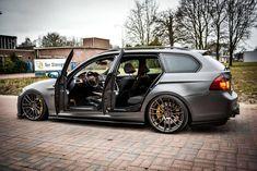BMW Tuning Benelux Marco van Weerd 16 photo - Cars and motor Bmw Kombi, Bmw Touring, Wagon Cars, Bmw Wagon, Bmw 335i, Rm 1, Bmw Autos, Mc Laren, Bmw 3 Series