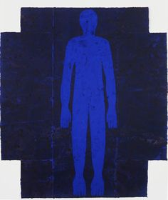 mimmo paladino Damien Hirst, Its A Mans World, Great Paintings, Italian Artist, Pictogram, Painting & Drawing, Art Photography, Jean Michel Basquiat, Blue And White