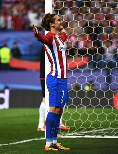 Atleti blog in general. Love Koke+Griezmann. I adore all of these dorks.