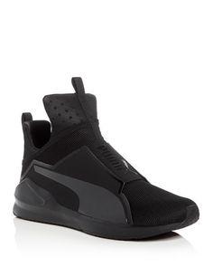 Fenty Puma x Rihanna Men s Fierce Core High Top Sneakers Mens Puma Shoes 325cc1355