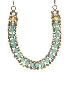 Divine Dazzle Necklace in Atlantis - Sorrelli