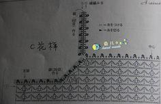 crochelinhasagulhas: Túnica para menina em crochê em crochê