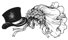 Black And White Wedding Clipart - The Wedding Specialists