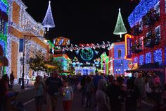 I'm thankful to be in WDW at Christmas to see the Osborne Family Spectacle of Dancing Lights